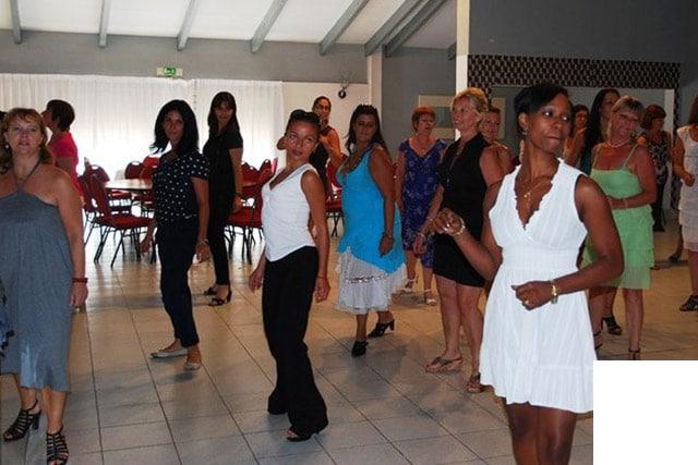 incentive danse groupe entreprise en PACA
