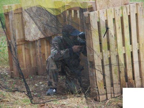 Incentive Paintball en PACA