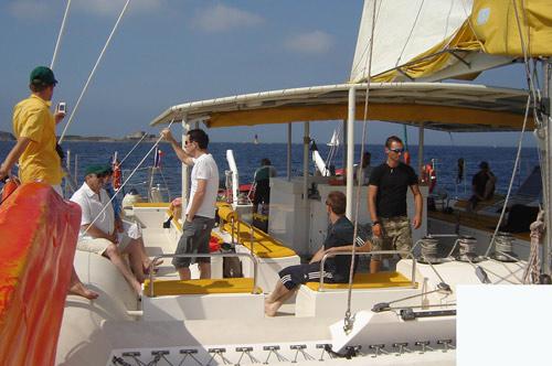 incentive catamaran Activ Provence