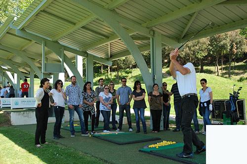 Incentive Golf PACA et aix en provence par Activ Provence