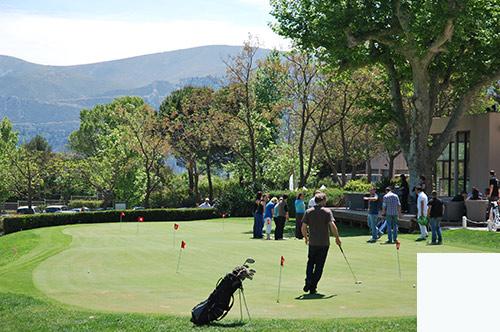 Golf pour entreprise à marseille