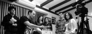 activite cinéma entreprise team building