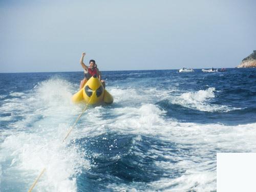 jeux tractées en mer pour entreprise par activ provence