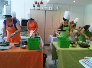 challenge culinaire teambuilding
