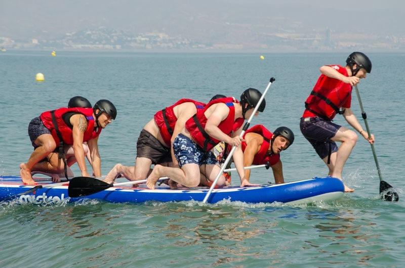 activités mer incentive entreprise paddle