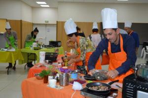 Atelier battle de cuisine
