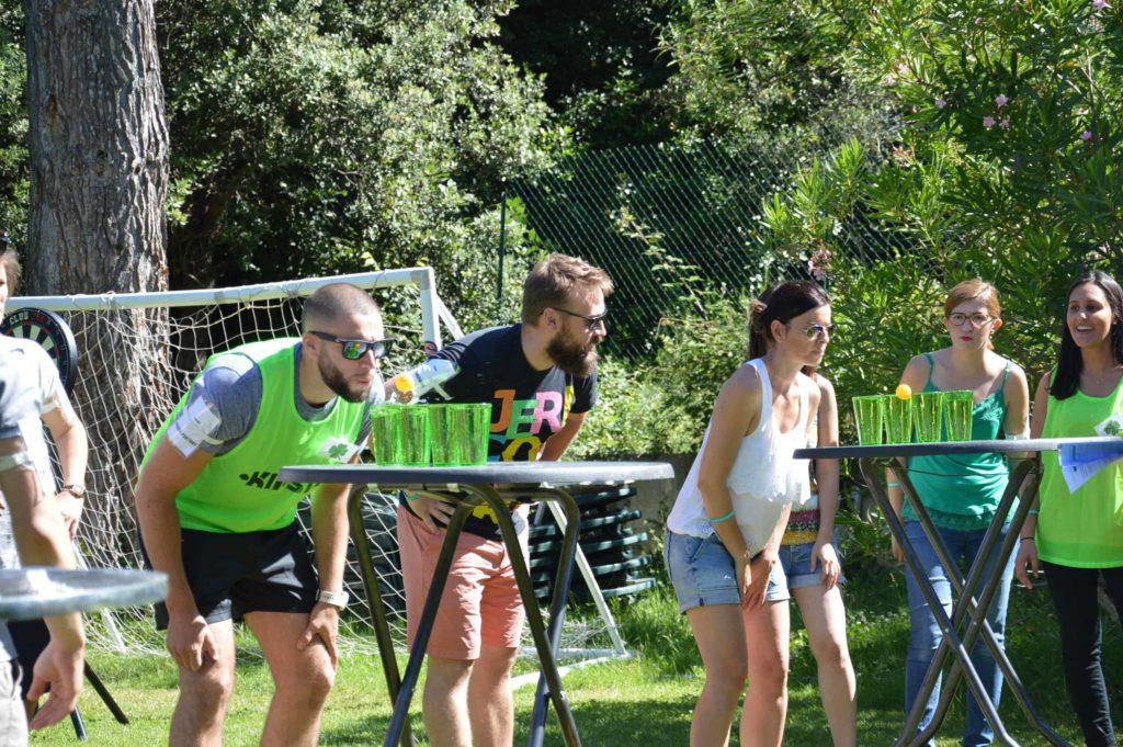 compétition teambuilding avec activ provence
