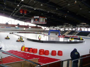 Incentive karting sur glace