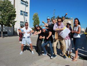 Rallye Urbain équipe