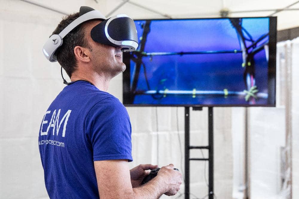 casque de réalité virtuelle par activ provence