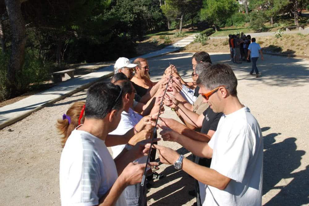 coaching exercice collectif par Activ Provence