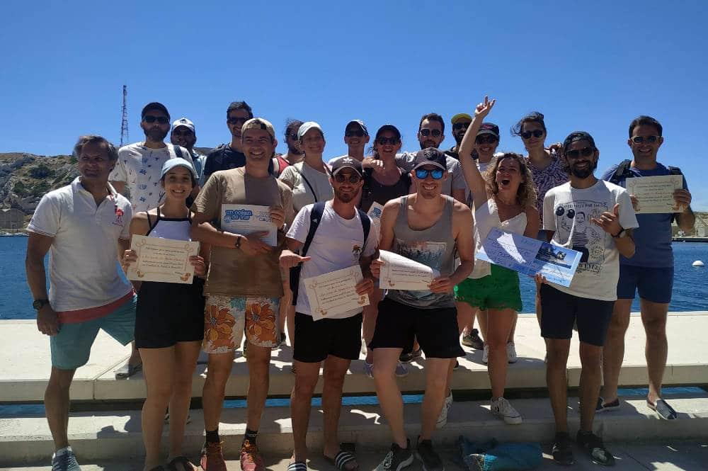 team building activ provence secrets de monte-cristo