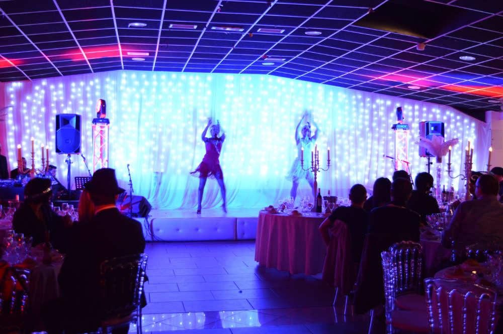 danseuses soirée cabaret par activ provence