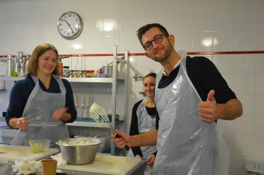 chalenge culinaire sur aix en provence