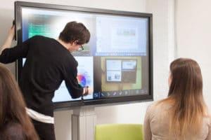 paper board intéractif numérique