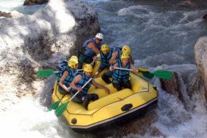 rafting-montagne