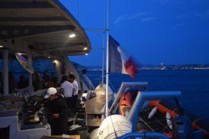 soirée Catamaran Marseille