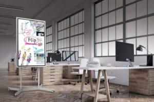 tableau digital numérique avec activ provence